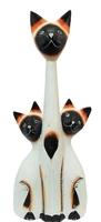 Кот с двумя поменьше (к-628)