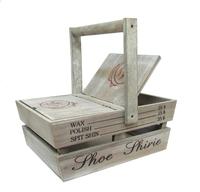 Полезные вещи: деревянный ящик для обуви (пв-02)