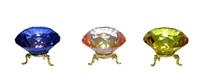 Хрустальные изделия: кристалл, крупные грани (хи-04)