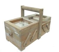 Полезные вещи: раздвижной ящик для ниток и иголок (пв-03)