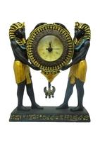 Фигурка: фараоны держат часы (пф-06)