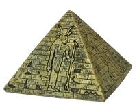 Фигурка: египетская пирамида (пф-09)