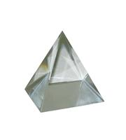 Хрустальные изделия: пирамида (хи-16)
