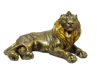 Фигура: золотой лев (пф-17)