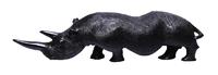 Носорог, дерево эбен (нэ-09)