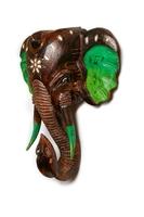 Маска слона средняя 8 цветов (мс-30)