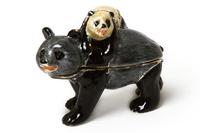 "Шкатулка для колечек ""панда"" жз-35"