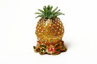 "Шкатулка для колечек ""ананас"" (жз-43)"