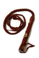 Плеть кожанная, 3 цвета, Индия (пк-01)