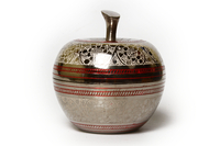Яблоко латунное (3 вида) (ял-02)
