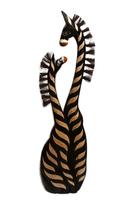Две зебры, высота - 0,8м (з-72)