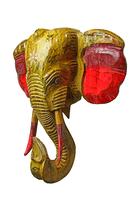 Маска слона большая 8 цветов (мс-29)