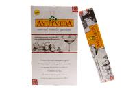 Благовоние пыльцовое Ayurveda-Аюрведа, (Sree Vani), 15 гр, 12 шт/уп (б-01-02)