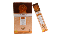 Благовоние пыльцовое Nataradja-Натараджа, (Sree Vani), 15 гр, 12 шт/уп (б-01-04)