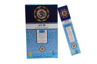 Благовоние пыльцовое Aum-Ом, (Sree Vani), 15 гр, 12 шт/уп (б-01-05)