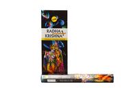 Благовония Sree Vani-Radha Krishna на угольной основе (б-24-163)