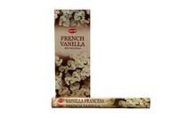 Благовония Hem-French Vanilla на угольной основе (б-37-22)
