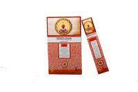 Благовоние пыльцовое Meditation-Медитация, (Sree Vani), 15 гр, 12 шт/уп (б-01-10)