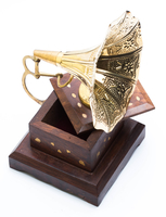 Граммофон - шкатулка, 2 вида (г-15)