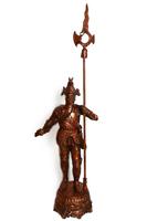 Рыцарь алюминиевый, 3 вида (ар-01)