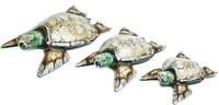 Черепаха балса раскрашенная (чб-12,чб-13,чб-14)