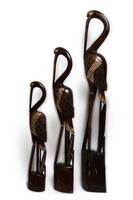Журавли семья 2 вида (пт-168-169-170)