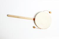 Музыкальный инструмент барабан-трещётка (мп-05б)