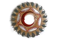 Солнышко-зеркало, (Индонезия), 4 вида, d-50 см (си-241в)