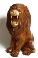Лев из суары, 2 вида (ЛК-50)