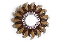 Солнышко-зеркало, (Индонезия), d-50 см, 6 видов, (си-227)