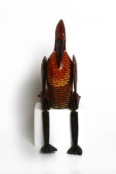 Птички со свисающими ножками, 5 видов
