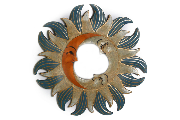 Солнышко зеркало Индонезия (си-242)