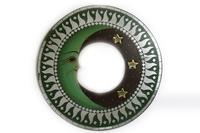 Зеркало с месяцем и звездами, (Индонезия), d-40 см, 6 видов  (си-209)