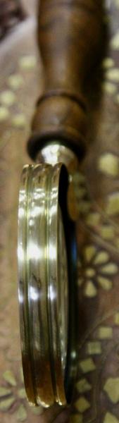 Латунная лупа, 3 вида, Индия, (лл-17)