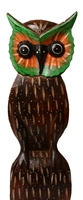 сова на пне 6 цветов ( с-253)