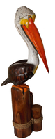 Пеликан на трех пнях(пт-144)