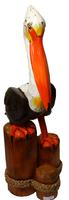 Пеликан на трех пнях(пт-146)