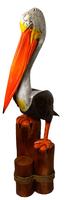 Пеликан на трех пнях(пт-145)