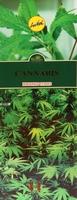 Благовония на угольной основе Neem Cannabis  ( б-24-182)